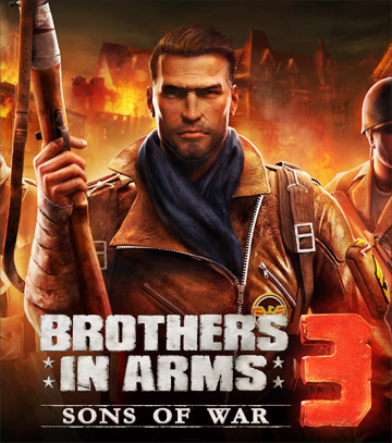 скачать Brothers in Arms 3 на android