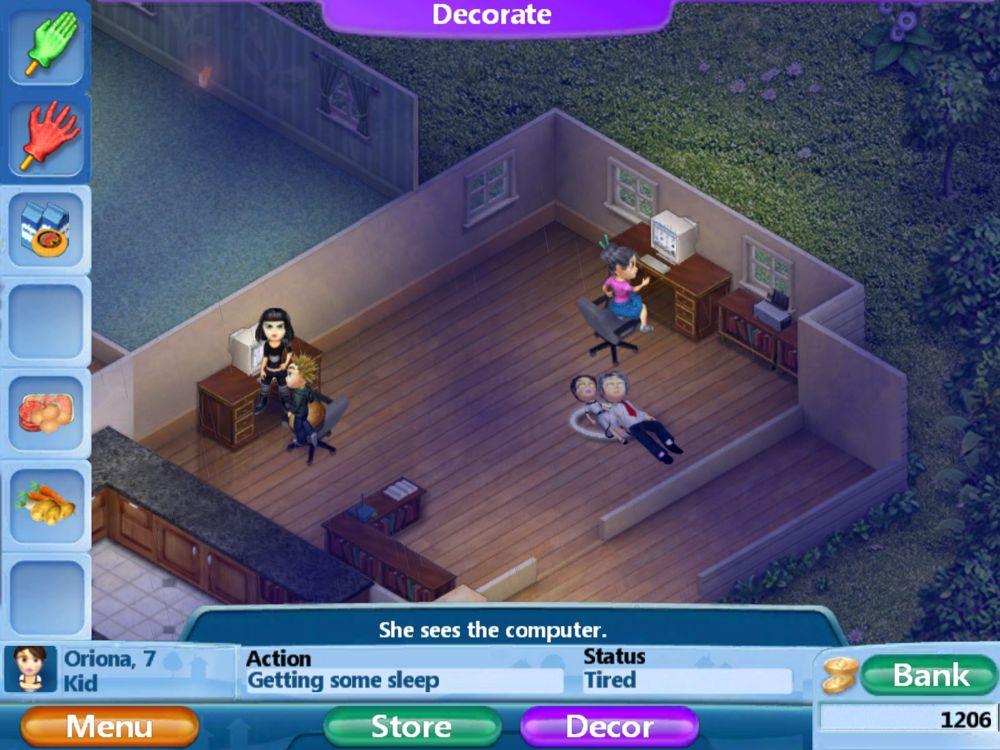game virtual dating untuk android