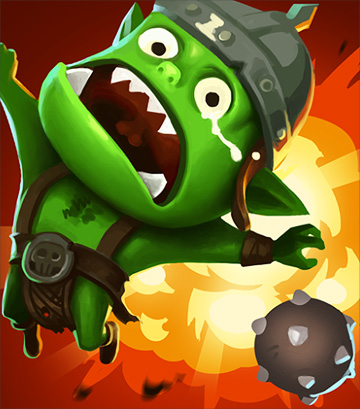 Monster Mania TD: First Strike на android