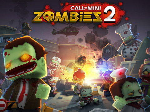 Call of Mini: Zombies 2 скачать на андроид бесплатно ...