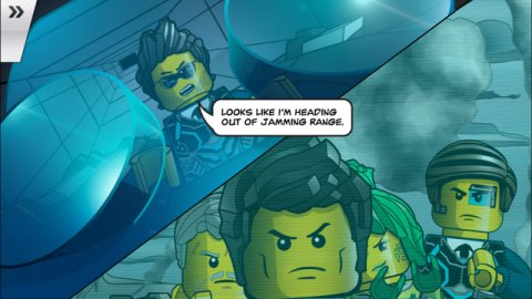 LEGO ULTRA AGENTS Antimatter