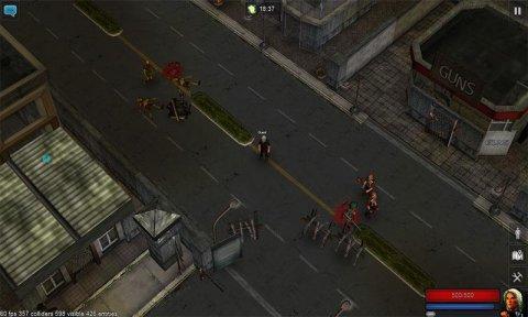 Zombie Raiders 3D