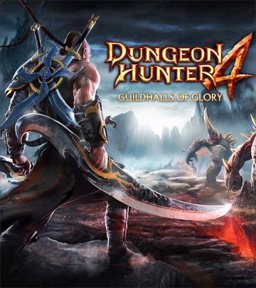 скачать Dungeon Hunter 4 на android