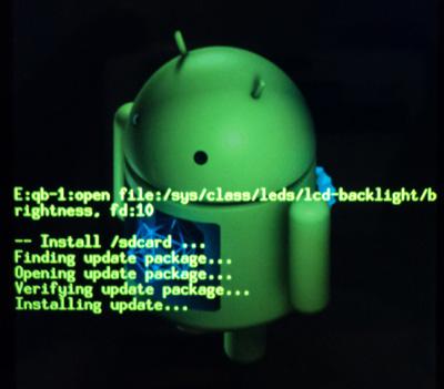 Как обновить Андроид ОС на планшете?
