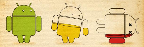 Планшет быстро разряжается на android