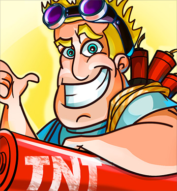 ������� Total Destruction: Blast Hero �� android