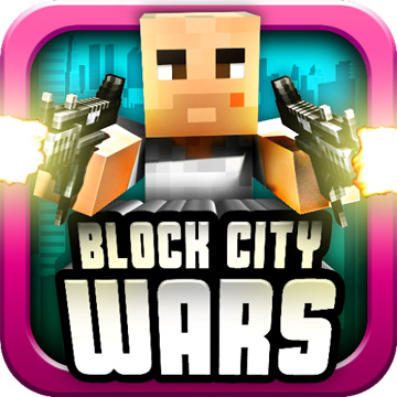 скачать Block City Wars на android