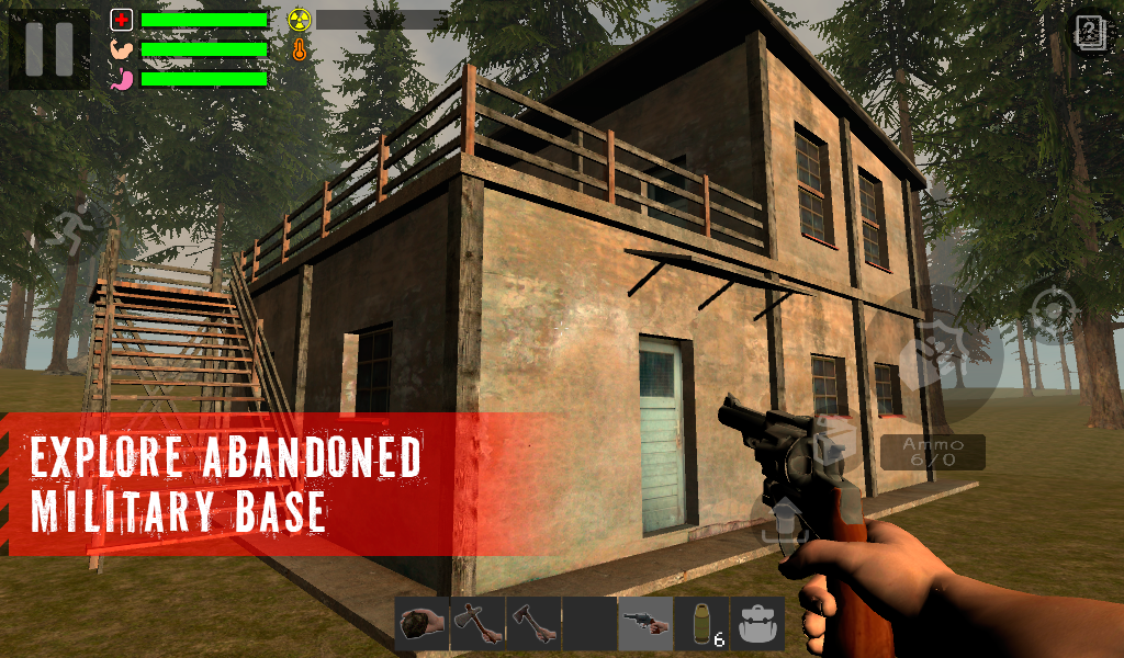 скачать на андроид игру The Survivor Rusty Forest на - фото 2