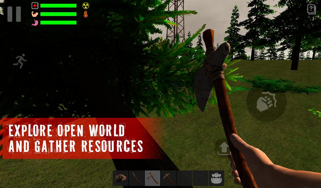 скачать на андроид игру The Survivor Rusty Forest на - фото 6