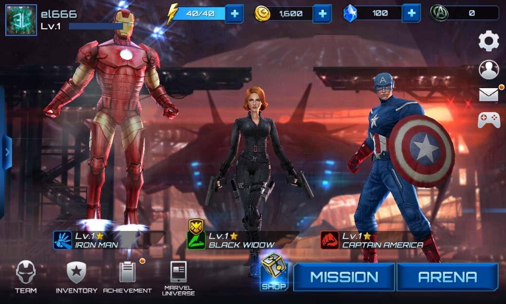 marvel future fight silk how to play