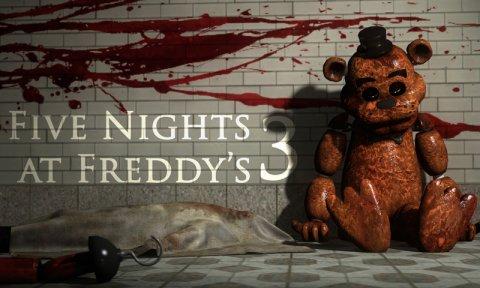 5 ночей у Фредди 3