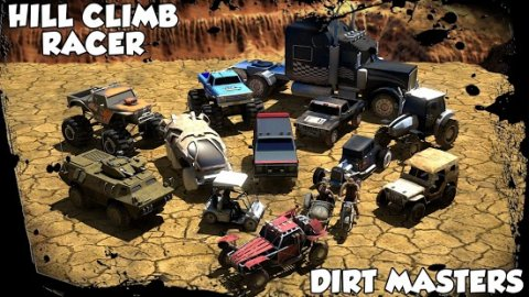 Hill Climb Racer - Dirt Masters