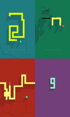Snake 2.5D