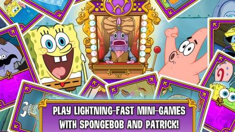 SpongeBob's Game Frenzy