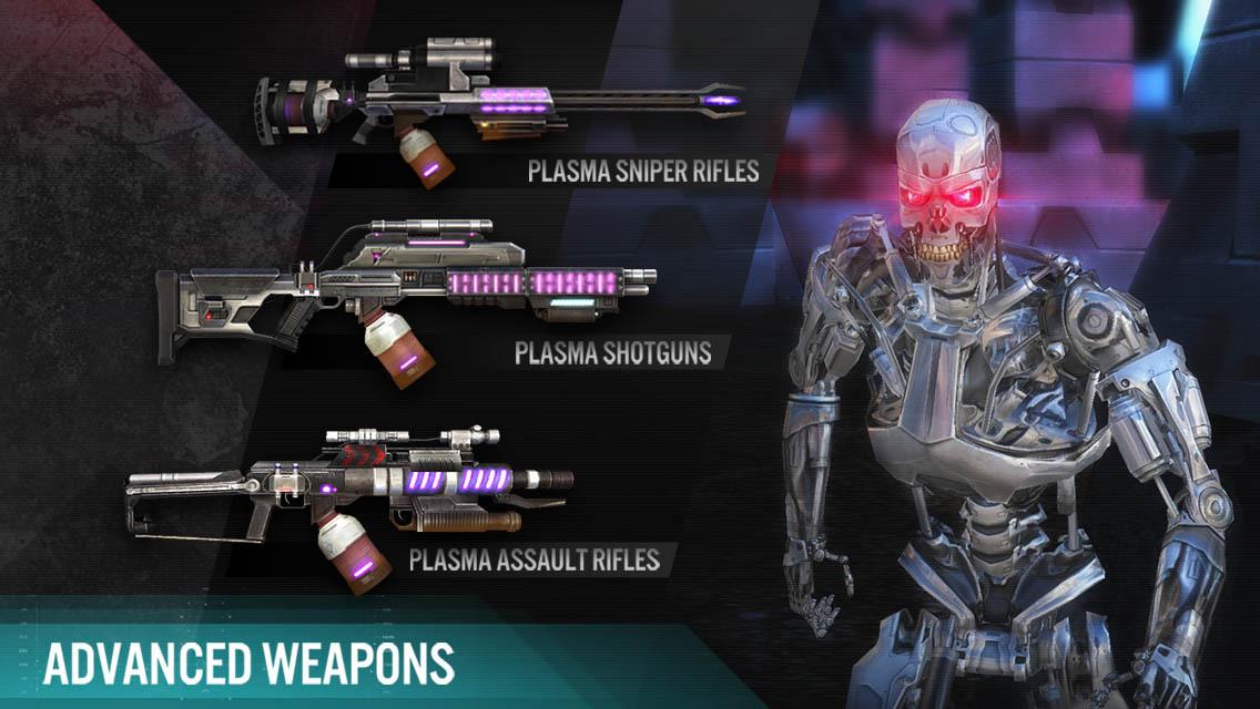Terminator genisys: revolution скачать на андроид ... Виртуальный Человек