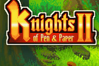 скачать Knights of Pen & Paper 2 на android