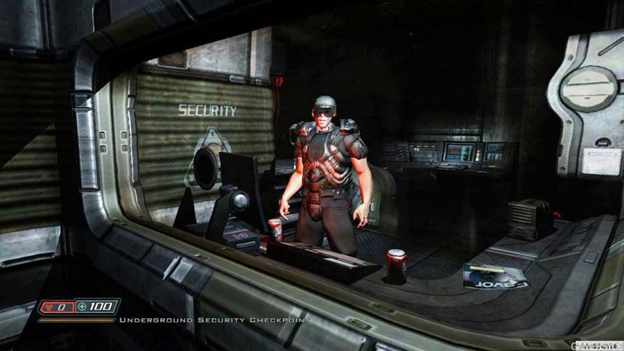 Doom 3: BFG Edition скачать на андроид бесплатно  Мобильная