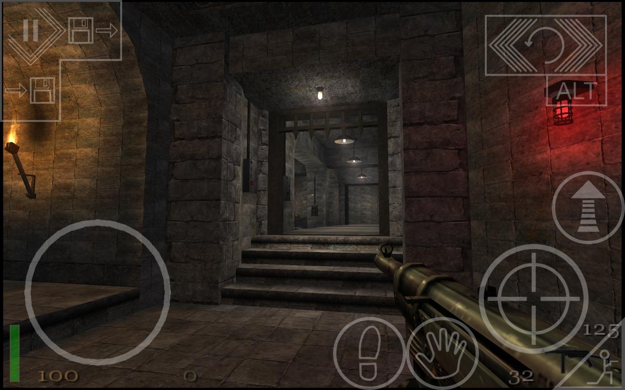 скачать игру return to castle wolfenstein на андроид