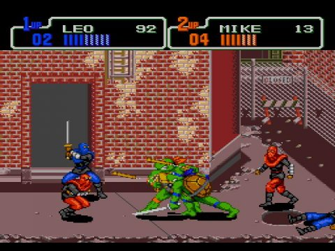 Teenage Mutant Ninja Turtles — The Hyperstone Heist