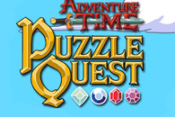 Adventure time puzzle quest на android