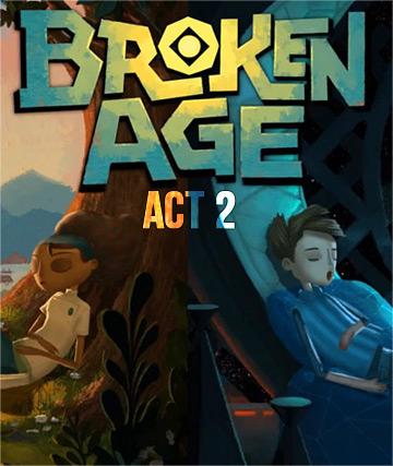 Broken age: Акт 2