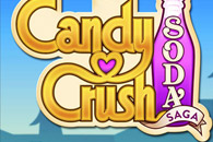 Candy Crush Soda Saga на android