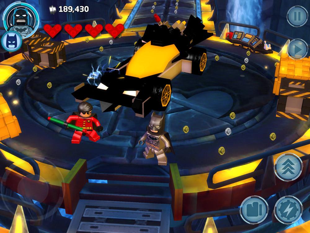 Игры на андроид скачать о лего бэтмен
