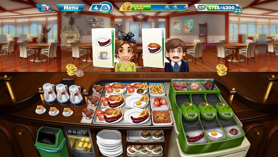 Скачать Игру На Андроид Кухонная Лихорадка Бесплатно На Русском Языке - фото 6