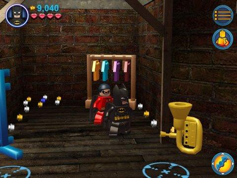 LEGO Batman: Покидая Готэм