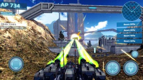 Metal Wars 3