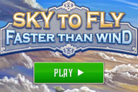 скачать Sky To Fly - Faster Than Wind на android