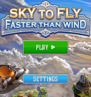 Sky To Fly - Faster Than Wind