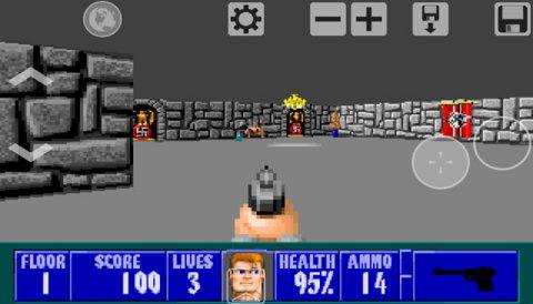 Wolfenstein 3D Touch