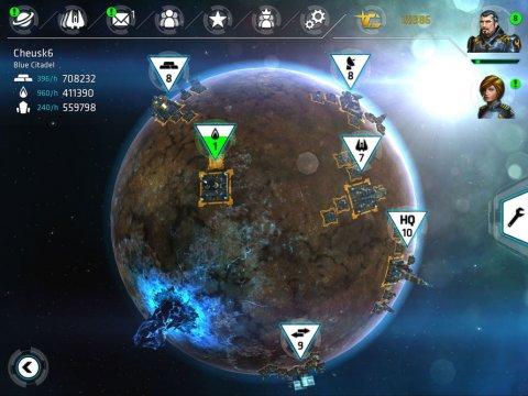 Galaxy on Fire — Alliances