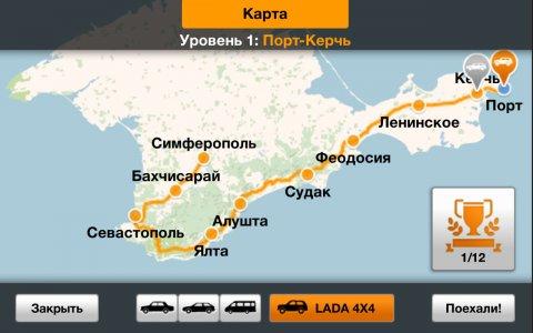 Русский трафик: Крым