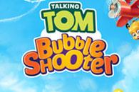 Говорящий Том: бабл-шутер на android
