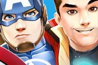 Марвел Академия мстителей на android