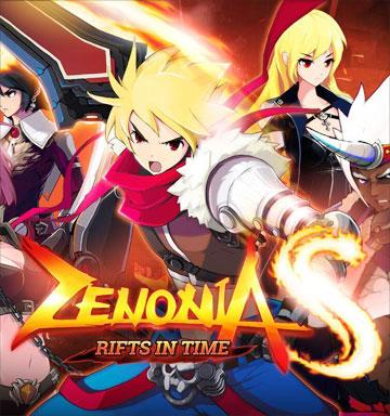 ZENONIA S: Rifts In Time