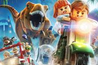 LEGO Jurassic World на android