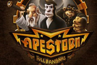 скачать Apestorm: Full Bananas на android