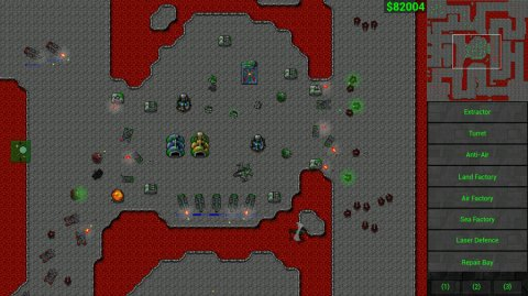 Rusted Warfare