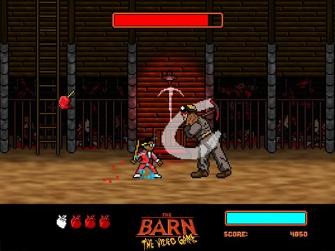 The Barn - The Video Game