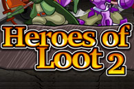 Heroes of Loot 2 на android
