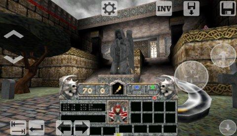 Hexen II Touch
