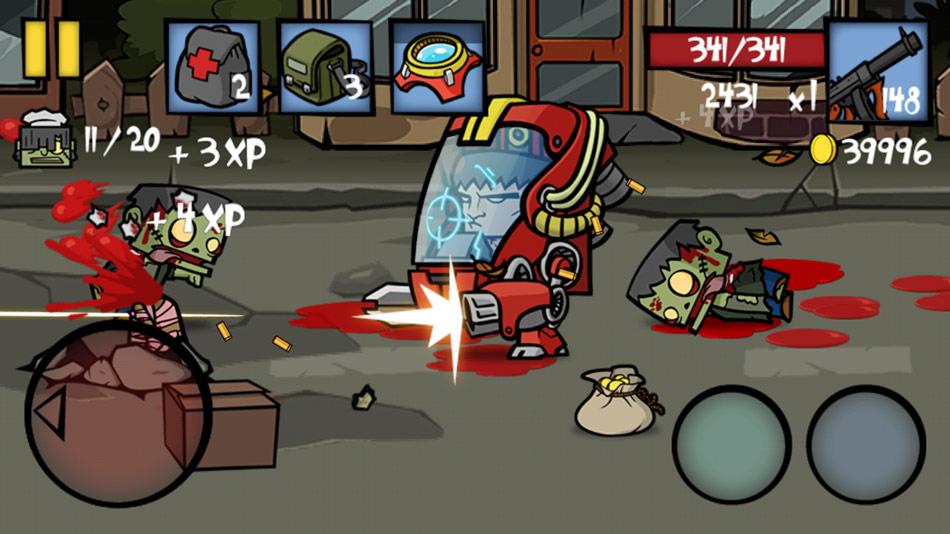 Zombie Age 3 скачать на андроид бесплатно. Самая весёлая ...