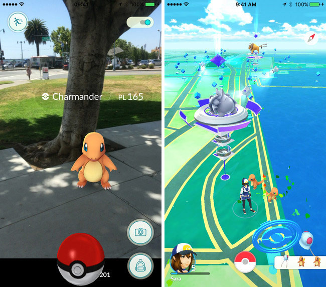 Pokemon go новая версия apk