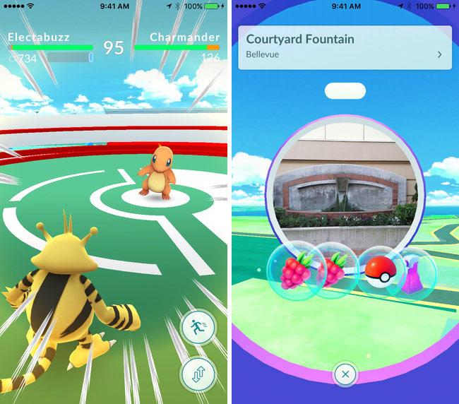 Pokemon GO v0.37.0 ( Покемон Гоу ) (2016 Android)
