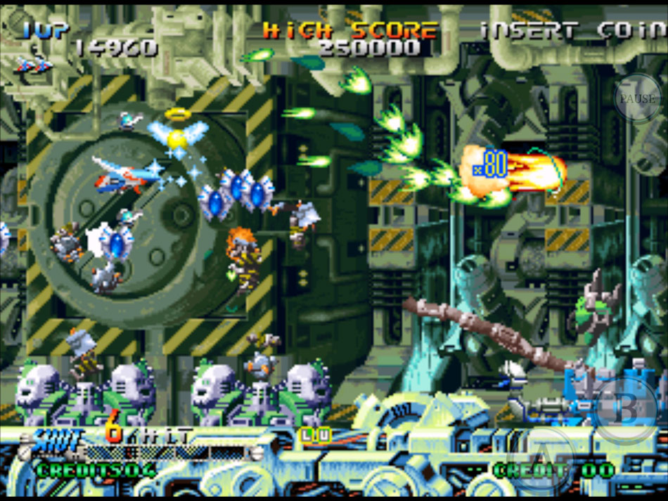 Blazing Star Game