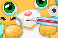 Кошачий ветеринар на android