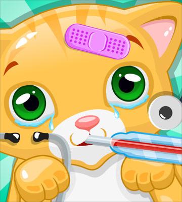 Кошачий ветеринар